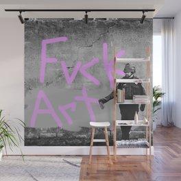 Fvck Art Wall Mural