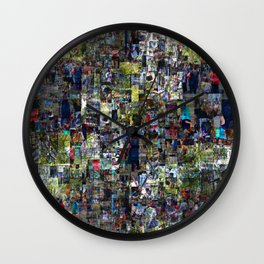 ...around four time effort, running no one or nor. Wall Clock