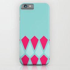 Blue Diamonds Slim Case iPhone 6s