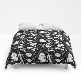 Welcome to The Family! Comforters