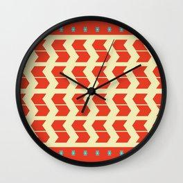 Pattern #12 Wall Clock