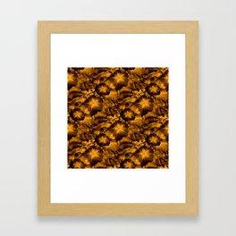 That Golden touch... Framed Art Print