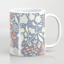 Night Flowers Coffee Mug