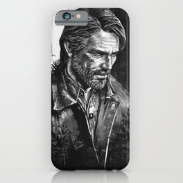 Joel Miller iPhone Case