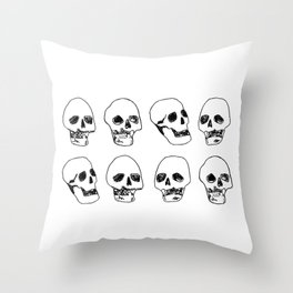 Clique Throw Pillow