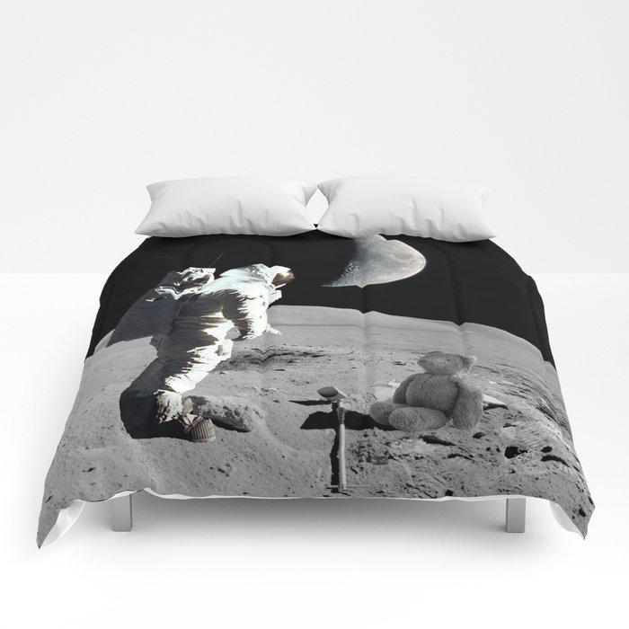 Meet with Teddy Comforters