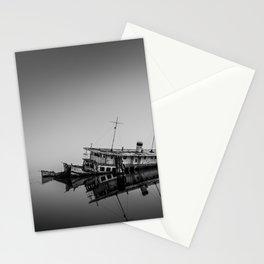 Fog lady Stationery Cards