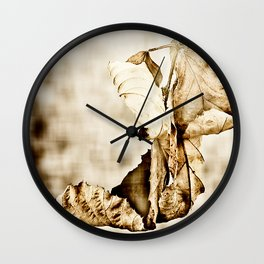 what remains Wall Clock