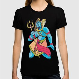 Shiva Hindu Lord T-shirt