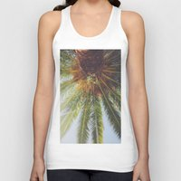 palms Tank Tops featuring Palms by crashley96