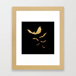 We Are The Night Framed Art Print