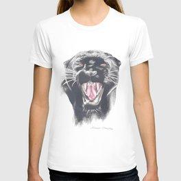 Roaring Panther T-shirt