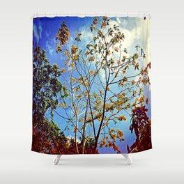 Keep Loving Shower Curtain