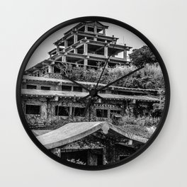 Inner view of the Royal Hotel Wall Clock