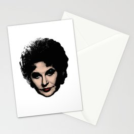 Bea Arthur - Pop Art style Stationery Cards