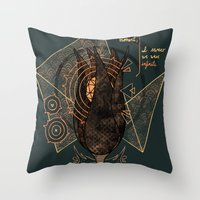 the perks of being a wallflower Throw Pillows featuring perks of being a wallflower by miles to go