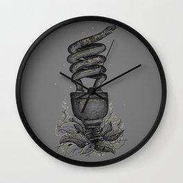 A Dangerous Idea Wall Clock