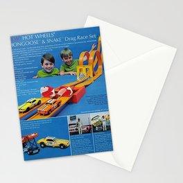 1971 Hot Wheels Sears Catalog Snake & Mongoose MOPAR Poster Stationery Cards