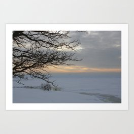 Winter II Art Print