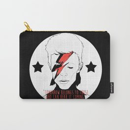 bowie tomorrow blackstar Carry-All Pouch