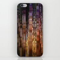 metropolis iPhone & iPod Skins featuring Metropolis by Angelo Cerantola