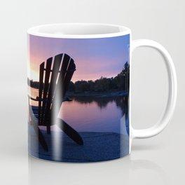 Muskoka Sunset Coffee Mug
