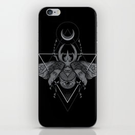 Occult Beetle iPhone Skin