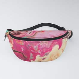 Don't Forget the Flowers Fanny Pack