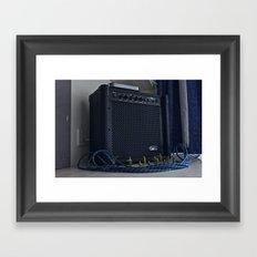 Guardians of the Amp Framed Art Print