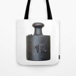 one kilo Tote Bag