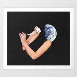 Stellar 06 Art Print