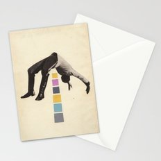 High Jump Stationery Cards