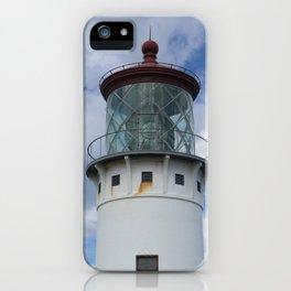 Kilauea Lighthouse iPhone Case