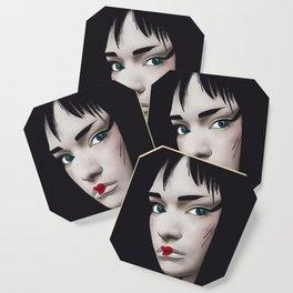 Geisha 2.0 Coaster