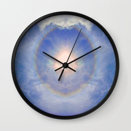 Eye of Light Wall Clock