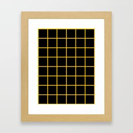 Dreamatorium/Holodeck Framed Art Print