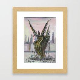 Catedral de La Plata 3 Framed Art Print