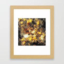 Embers Framed Art Print