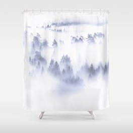 Let it fade Shower Curtain