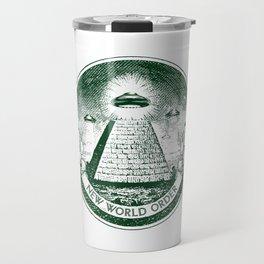New World Order Travel Mug