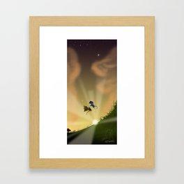 I Giorni Framed Art Print