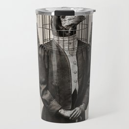 Anthropomorphic N°18 Travel Mug