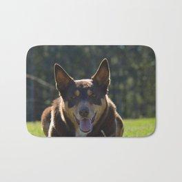 Onea, Australian Cattle Dog Bath Mat