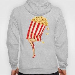 Popcorn Girl Hoody