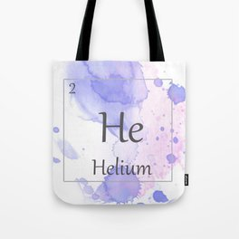 Elementals: He Tote Bag