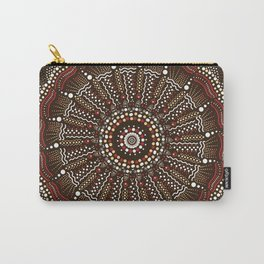 Eye Of The Snake Carry-All Pouch