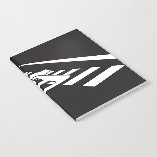 Zip The Road Notebook
