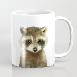 Little Raccoon Coffee Mug