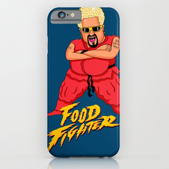 Food Fighter iPhone & iPod Case
