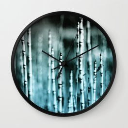 Kyanite Wall Clock